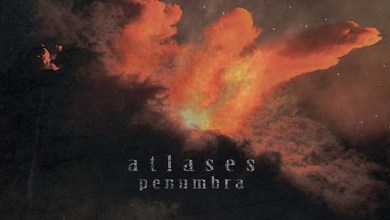 Photo of ATLASES (FIN) «Penumbra» CD EP 2018 (Pest Records)