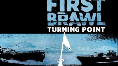 Photo of FIRST BRAWL (ITA) «Turning point» CD EP 2018 (Indelirium Records)