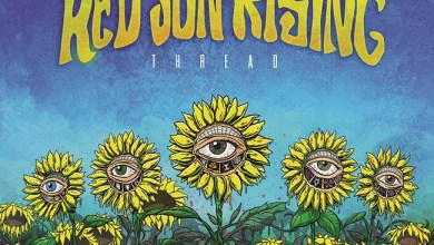 "Photo of RED SUN RISING (USA) ""Thread"" CD 2018 (Spinefarm records)"