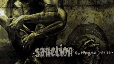 Photo of SANCTION (USA) «The Infringement of God's Plan» CD 2018 (Pure Noise Records)