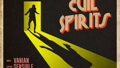 Photo of THE DAMNED (GBR) «Evil spirits» CD 2018 (Spinefarm Records)