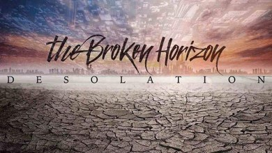 Photo of THE BROKEN HORIZON (ESP) «desolation» CD 2018 (Art Gates Records)