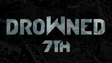 Photo of DROWNED (BRA) «7th» CD 2018 (Greyhaze records)