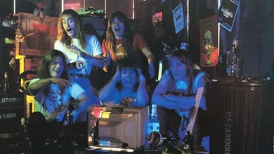 Photo of EXODUS (USA) «Fabulous disaster» (Music For Nations, 1989)