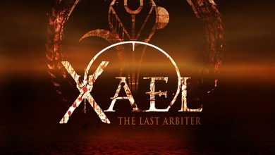 Photo of XAEL (USA) «The Last Arbiter» CD 2018 (Test your metal records)