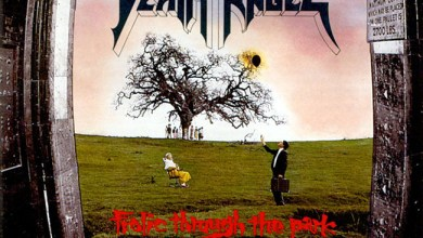 Photo of DEATH ANGEL (USA) «Frolic Through the Park» (Enigma, 1988)