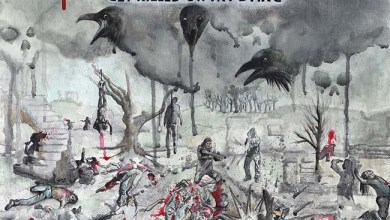 Photo of RAVENS CREED (GBR) «Get Killed or Try Dying» CD 2018 (Xtreem Music)