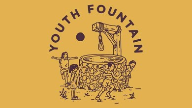 Photo of YOUTH FOUNTAIN (CAN) «youth fountain» CD EP 2018 (Pure Noise Records)