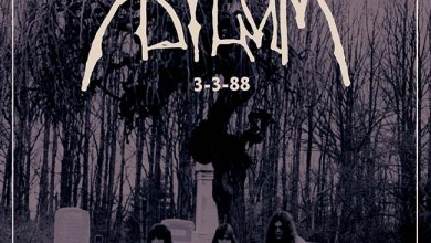 Photo of ASYLUM (USA) «3-3-88» CD 2018 (Shadow Kingdom records)