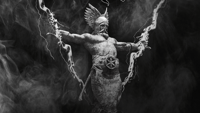 Photo of ICHOR (AUS) «God Of Thunder God Of War» CD 2018 (Seance Records)