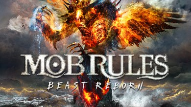 "Photo of MOB RULES (DEU) ""Beast Reborn"" CD 2018 (SPV / Steamhammer)"