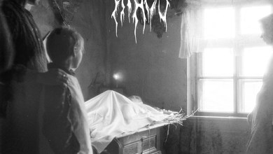 "Photo of AIHOS (FIN) ""Ikuisuuden Suojaan"" CD EP 2018 (Helter Skelter / Regain Records)"