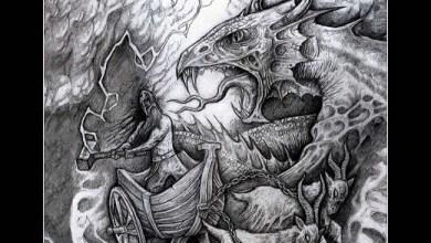 Photo of ELEGIAC (USA) «Pagan storm» CD 2018 (De Tenebrarum Principio)
