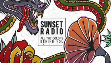 """Photo of SUNSET RADIO (ITA) """"All The Colors Behind You"""" CD 2018 (This Is Core)"""