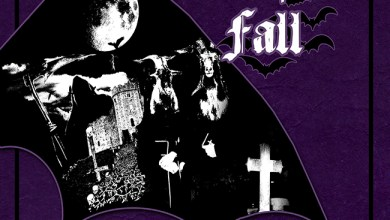 Photo of LUCIFER'S FALL (AUS) «Tales From The Crypt» CD 2018 (Sun & Moon)