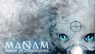 Photo of MANAM (ITA) «Rebirth of Consciousness» CD 2018 (Rockshots records)