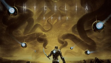 Photo of MYCELIA (SWI) «Apex» CD 2018 (Eclipse Records)