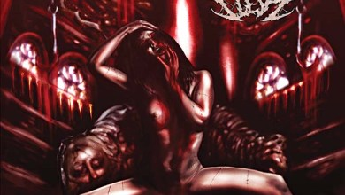 "Photo of WURM FLESH (USA) ""Excoriation Evisceration"" CD 2018 (Comatose Music)"