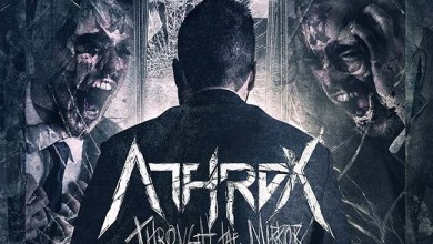 Photo of ATHROX (ITA) «Through the Mirror» CD 2018 (Revalve records)