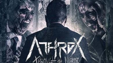 "Photo of ATHROX (ITA) ""Through the Mirror"" CD 2018 (Revalve records)"