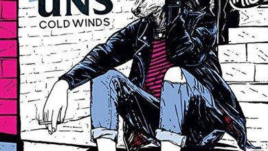 """Photo of DEAD UNS (ITA) """"Cold Wild"""" CD EP 2018 (Indelirium records)"""
