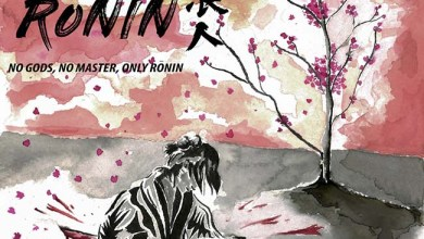 Photo of RONIN (ESP) «o Gods, No Master, Only Rōnin» CD 2018 (Autoeditado)