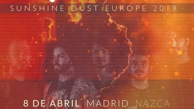 Photo of La banda progresiva de Nueva Dehli SKYHARBOR estarán en el mes de Abril en Madrid y Barcelona.