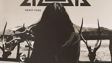 """Photo of AZUSA (USA / GRC / NOR) """"Heavy Yoke"""" CD 2018 (Solid State Records)"""