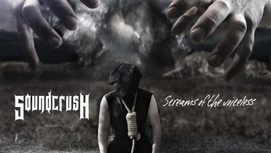 Photo of SOUNDCRUSH (ESP) «Screams of the Voiceless» CD 2018 (Autoeditado)