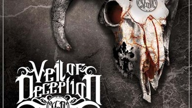 Photo of VEIL OF DECEPTION desvelan el artwork de su nuevo trabajo