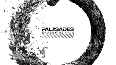 Photo of PALISADES (USA) «Erase The Pain» CD 2018 (Rise Records)