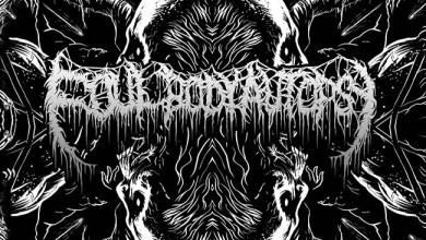 Photo of FOUL BODY AUTOPSY (GBR) «The Unquiet Dead» CD EP 2019 (Autoeditado)