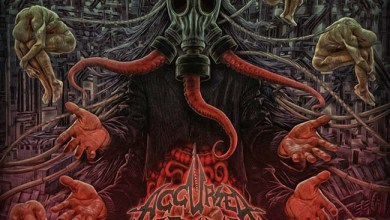 Photo of ACCURSED SPAWN (CAN) «The Virulent Host» CD 2019 (PRC Music)