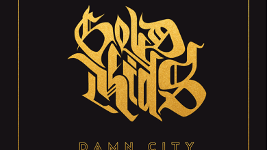 Photo of DAMN CITY (ITA) «Gold kids» CD 2019 (Indelirium records)