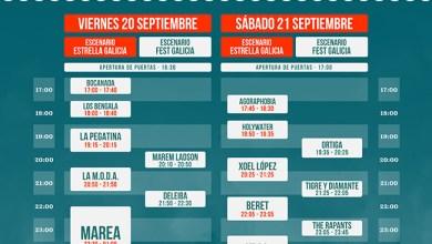 Photo of CAUDAL FEST los días 20 y 21 de septiembre