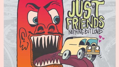Photo of JUST FRIENDS (CAN) «Nothingh But Love» CD 2019 (Pure Noise Records)