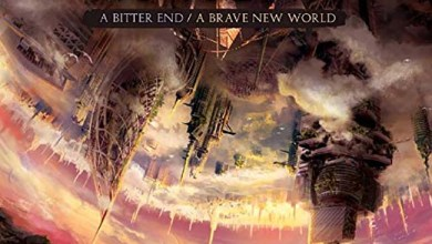 Photo of MONOLYTH (FRA) «A bitter end / a brave new world» CD 2018 (Autoeditado)