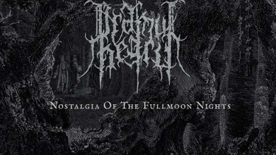 Photo of ORDINUL NEGRU (ROU) «Nostalgia of the Fullmoon Nights» CD 2019 (Loud Rage Music)