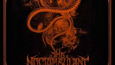 Photo of THE NOCTAMBULANT (USA) «The Cold and formless deep» CD 2019 (Art Gates Records)