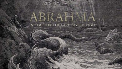 """Photo of ABRAHMA (FRA) """"In Time For The Last Rays Of Light"""" cd 2019 (Deadlight Records)"""