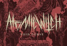 Photo of ATOMIC WITCH (USA) «Void curse» CD EP 2019 (Seeing Red Records)