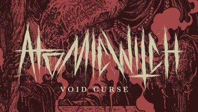 """Photo of ATOMIC WITCH (USA) """"Void curse"""" CD EP 2019 (Seeing Red Records)"""