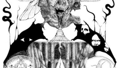 Photo of CTHONICA (VZE) «Typhomanteia: Sacred Triarchy of Spiritual Putrefaction» CD 2019 (Sentient Ruin Laboratories)