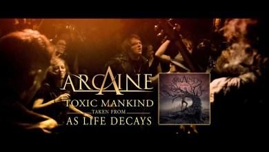 Photo of ARCAINE (SWI) «Toxic Mankind» (Video)