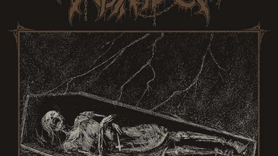 """Photo of DEPRAVER (USA) """"Suffering in the Coffin"""" CD 2019 (Redefining Darkness Records)"""