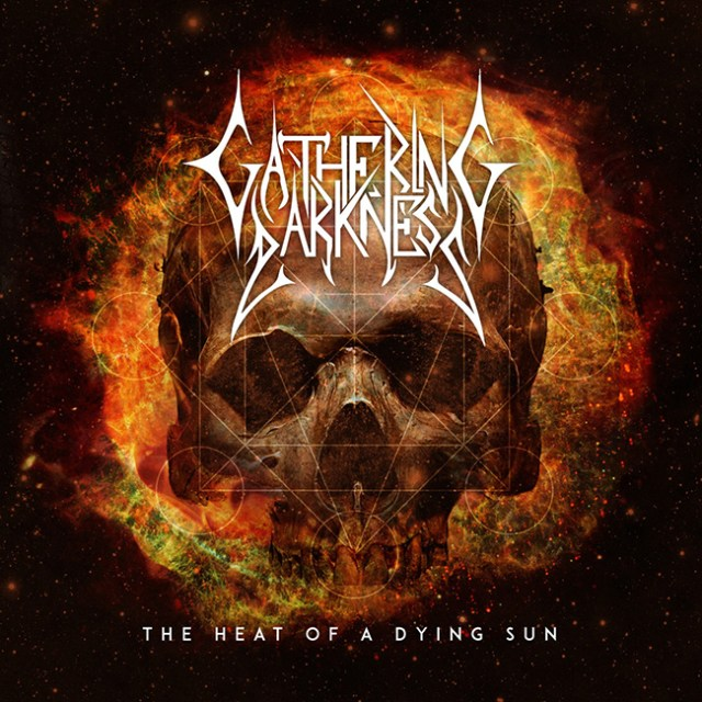 """GATHERING DARKNESS """"The Heat of a Dying Sun"""" (NECRO 013)"""