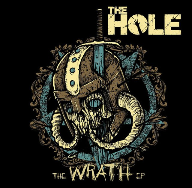 "THE HOLE ""The WRATH Ep"" (NECRO 014)"