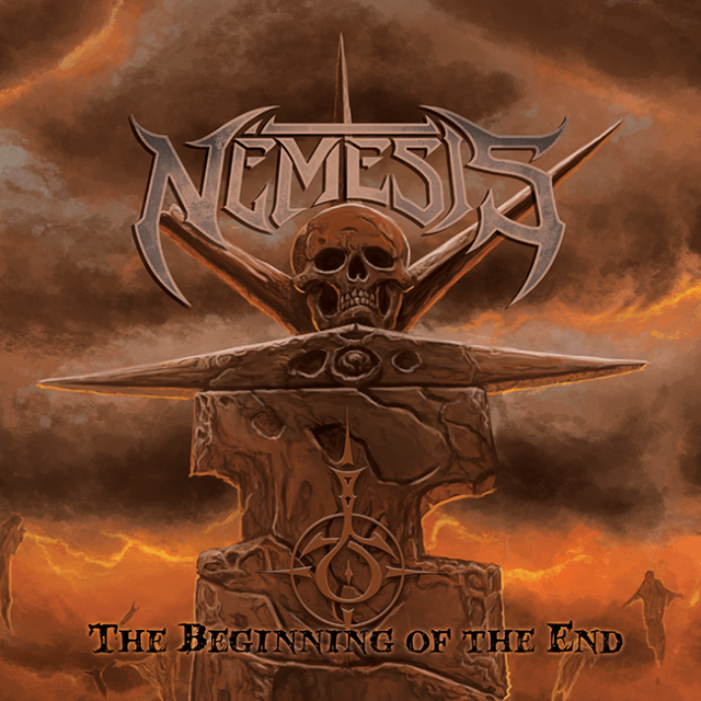 """NEMESIS """"The Beginning of The End"""" (NECRO 020)"""