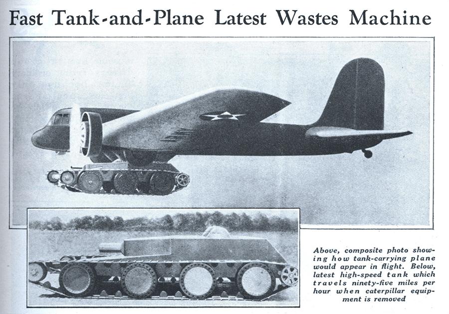 TankPlane