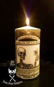 skull lit